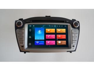 Штатная магнитола Carmedia MKD-H708-P30 для Hyundai iX35 2009-2015 с DSP процессором на Android 10