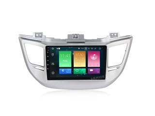 Штатная магнитола Carmedia MKD-H893-P5 для Hyundai Tucson 2016+ с DSP процессором на Android 9.0