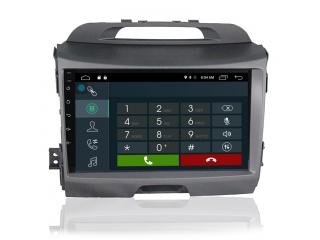Штатная магнитола Carmedia MKD-K890-P5 для Kia Sportage 2010-2016 с DSP процессором на Android 9.0