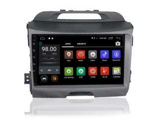 Штатная магнитола Carmedia MKD-K890-P6 для Kia Sportage 2010-2016 с DSP процессором на Android 10