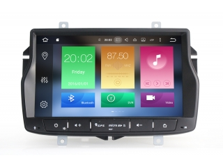 Штатная магнитола Carmedia MKD-L860-P5 для Lada Vesta с DSP процессором на Android 10