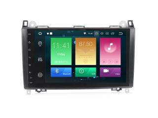 Штатная магнитола Carmedia MKD-M997-P5 для MB Sprinter, Viano, Vito и VW Crafter с DSP процессором на Android 9.0