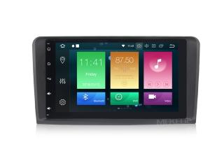 Штатная магнитола Carmedia MKD-M999-P5 для Mercedes Benz ML W164, GL X164 с DSP процессором на Android 9.0