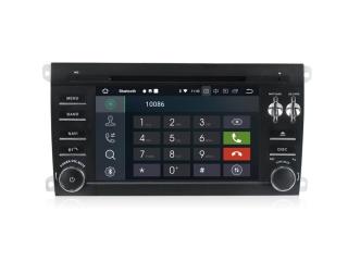 Штатная магнитола Carmedia MKD-P797-P30 для Porsche Cayenne 2002-2010 с DSP процессором на Android 10