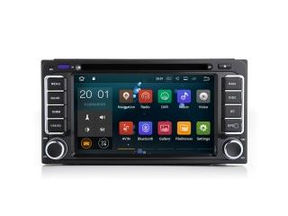 Штатная магнитола Carmedia MKD-T610-P30 для Toyota Универсальная с DSP процессором на Android 10