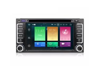 Штатная магнитола Carmedia MKD-T610-P6 для Toyota Универсальная с DSP процессором на Android 10