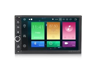 Штатная магнитола Carmedia MKD-U706-P5 Универсальная 2DIN с DSP процессором на Android 10