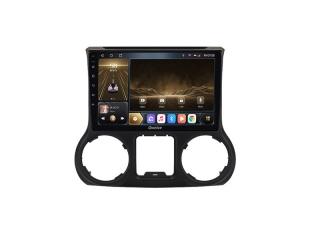 Штатная магнитола Carmedia OL-1258-2 для Jeep Wrangler 2016+ с DSP процессором и CarPlay на Android 10