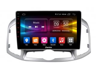 Штатная магнитола Carmedia OL-1276 для Chevrolet Captiva 2011-2015 c DSP процессором с CarPlay на Android 10
