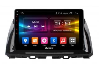 Штатная магнитола Carmedia OL-1501 для Mazda CX-5 2011-2016 с DSP процессором с CarPlay на Android 10