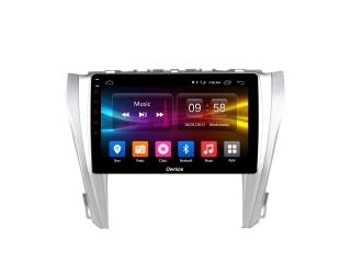 Штатная магнитола Carmedia OL-1608 для Toyota Camry V55 с DSP процессором и CarPlay на Android 10