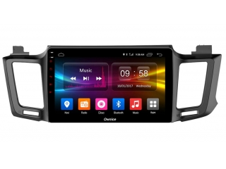 Штатная магнитола Carmedia OL-1610 для Toyota RAV-4 2013+ с DSP процессором с CarPlay на Android 10