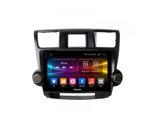 Штатная магнитола Carmedia OL-1616 для Toyota Highlander 2007-2013 c DSP процессором с CarPlay на Android 10