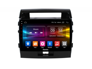 Штатная магнитола Carmedia OL-1620 для Toyota Land Cruiser 200 2007-2015 c DSP процессором с CarPlay на Android 10