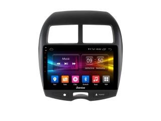 Штатная магнитола Carmedia OL-1631 для Mitsubishi ASX, Citroen C4 AirCross, Peugeot 4008 c DSP процессором с CarPlay на Android 10
