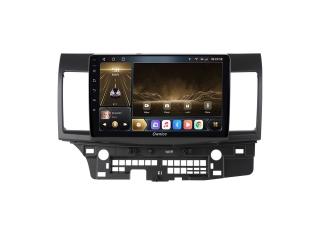 Штатная магнитола Carmedia OL-1632 для Mitsubishi Lancer X с DSP процессором и CarPlay на Android 10