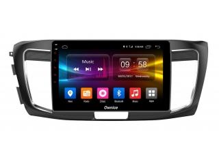 Штатная магнитола Carmedia OL-1642 для Honda Accord 2013+ c DSP процессором с CarPlay на Android 10