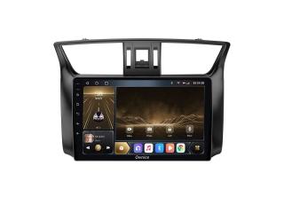 Штатная магнитола Carmedia OL-1666 для Nissan Sentra, Tiida с DSP процессором и CarPlay на Android 10