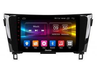 Штатная магнитола Carmedia OL-1675 для Nissan Qashqai 2013+, X-Trail 2015+ c DSP процессором с CarPlay на Android 10