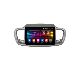 Штатная магнитола Carmedia OL-1738 для Kia Sorento Prime c DSP процессором с CarPlay на Android 10