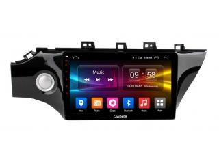 Штатная магнитола Carmedia OL-1742 для Kia RIO 2017+ с DSP процессором с CarPlay на Android 10