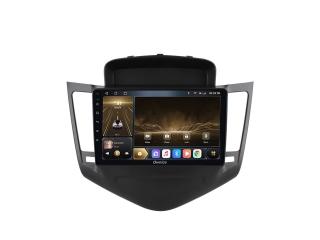 Штатная магнитола Carmedia OL-9222 для Chevrolet Cruze 2009-2012 с DSP процессором и CarPlay на Android 10