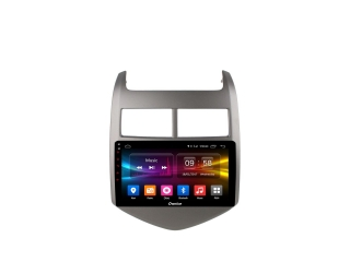 Штатная магнитола Carmedia OL-9226 для Chevrolet Aveo II 2012-2015 c DSP процессором с CarPlay на Android 10
