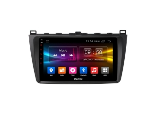 Штатная магнитола Carmedia OL-9506 для Mazda 6 2007-2012 c DSP процессором с CarPlay на Android 10