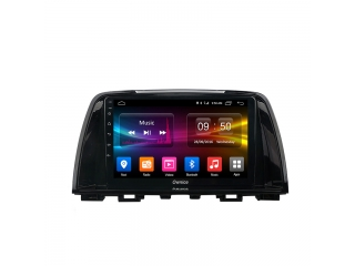 Штатная магнитола Carmedia OL-9580 для Mazda 6 2012-2014 c DSP процессором с CarPlay на Android 10