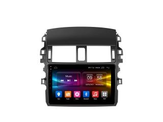 Штатная магнитола Carmedia OL-9605 для Toyota Corolla 2006-2013 с DSP процессором и CarPlay на Android 10
