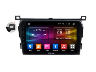 Штатная магнитола Carmedia OL-9607 для Toyota RAV4 2013-2018 с DSP процессором и CarPlay на Android 10