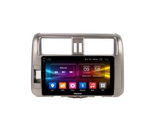 Штатная магнитола Carmedia OL-9613 для Toyota LC Prado 150 2009-2013 c DSP процессором с CarPlay на Android 10