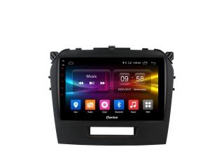 Штатная магнитола Carmedia OL-9621 для Suzuki Vitara 2015+ c DSP процессором с CarPlay на Android 10