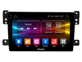 Штатная магнитола Carmedia OL-9624 для Suzuki Grand Vitara с DSP процессором и CarPlay на Android 10