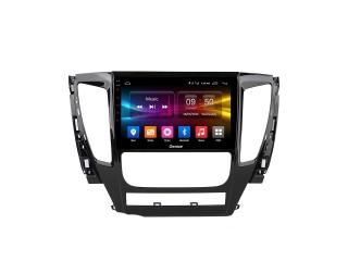 Штатная магнитола Carmedia OL-9638 для Mitsubishi Pajero Sport, L200 2017+ c DSP процессором с CarPlay на Android 10