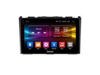 Штатная магнитола Carmedia OL-9640 для Honda CR-V 2006-2012 c DSP процессором с CarPlay на Android 10
