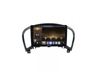 Штатная магнитола Carmedia OL-9672 для Nissan Juke с DSP процессором и CarPlay на Android 10