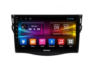 Штатная магнитола Carmedia OL-9688 для Toyota RAV4 2006-2012 с DSP процессором и CarPlay на Android 10