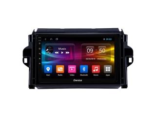 Штатная магнитола Carmedia OL-9699 для Toyota Fortuner 2015+ с DSP процессором и CarPlay на Android 10