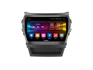 Штатная магнитола Carmedia OL-9703 для Hyundai Santa Fe 2012+ (DM), Grand Santa Fe 2014+ с DSP процессором с CarPlay на Android 10