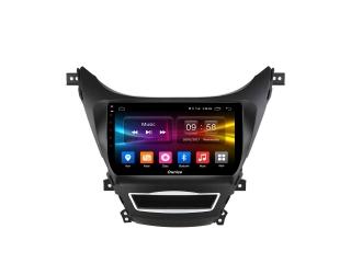Штатная магнитола Carmedia OL-9706 для Hyundai Elantra 2013+ c DSP процессором с CarPlay на Android 10