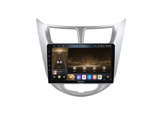 Штатная магнитола Carmedia OL-9707 для Hyundai Solaris 2010-2016 с DSP процессором и CarPlay на Android 10