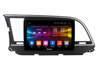 Штатная магнитола Carmedia OL-9708 для Hyundai Elantra 2016+ с DSP процессором с CarPlay на Android 10