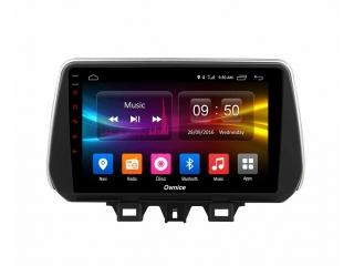 Штатная магнитола Carmedia OL-9728 для Hyundai Tucson 2019+ c DSP процессором с CarPlay на Android 10