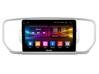 Штатная магнитола Carmedia OL-9733 для Kia Sportage 2016+ с DSP процессором с CarPlay на Android 10
