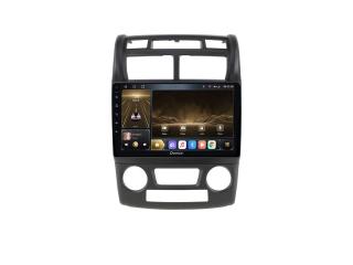 Штатная магнитола Carmedia OL-9734 для Kia Sportage 2004-2010 с DSP процессором и CarPlay на Android 10