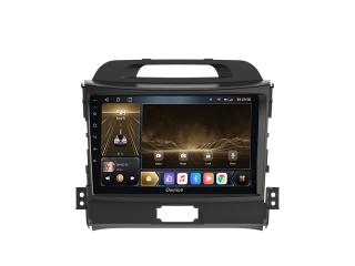 Штатная магнитола Carmedia OL-9735 для Kia Sportage 2010-2016 с DSP процессором и CarPlay на Android 10