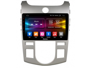 Штатная магнитола Carmedia OL-9736-А для Kia Cerato II 2008-2013 (TD) с климат-контролем с DSP процессором с CarPlay на Android 10