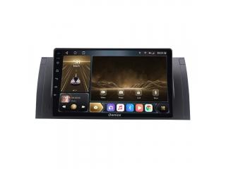 Штатная магнитола Carmedia OL-9957 для BMW 5er E39, 7er, X5 E53 с DSP процессором и CarPlay на Android 10