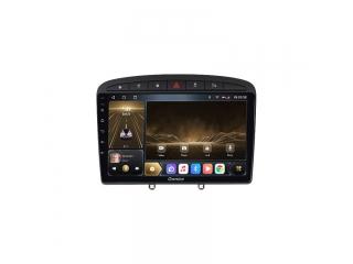 Штатная магнитола Carmedia OL-9961 для Peugeot 308, 408 с DSP процессором и CarPlay на Android 10